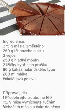 recepty v češtině poster