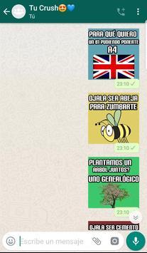 Stickers Memes de Amor screenshot 5
