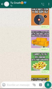 Stickers Memes de Amor screenshot 6