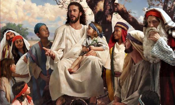 Jesus Christ Wallpaper Themes screenshot 2