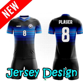 New! Top Jersey Design icon