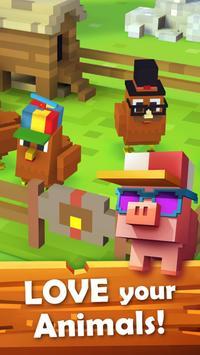 Blocky Farm poster