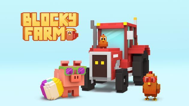 Blocky Farm captura de pantalla 14