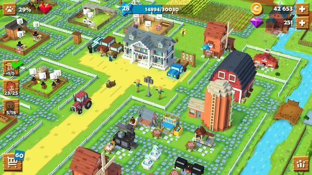 Blocky Farm captura de pantalla 15