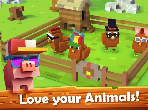 Blocky Farm captura de pantalla 16