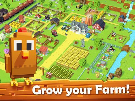 Blocky Farm captura de pantalla 12