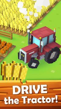Blocky Farm captura de pantalla 1