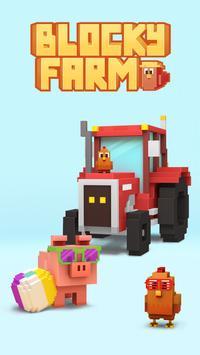 Blocky Farm captura de pantalla 6