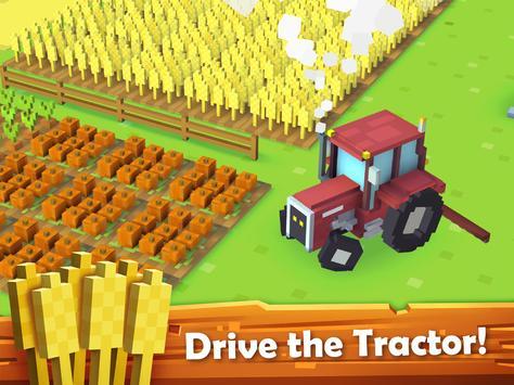 Blocky Farm screenshot 11