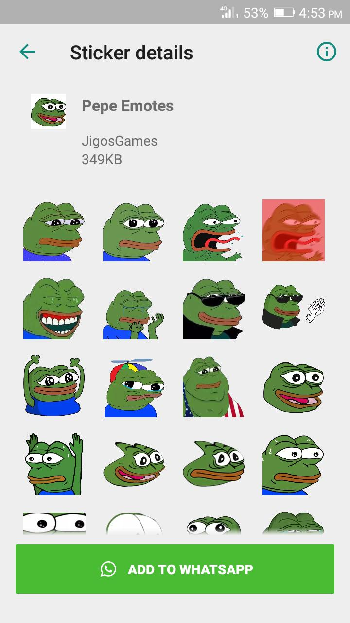 BTTV Livestream Emote Stickers for Android - APK Download