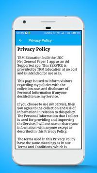 UGC Net General Paper 1 screenshot 5