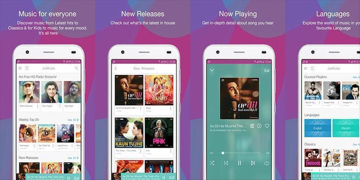 Jio Music - Jio Caller Tune poster