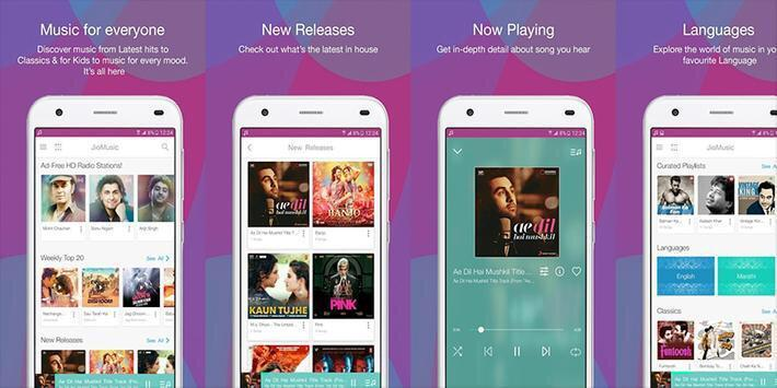 Jio Music - Jio Caller Tune screenshot 2