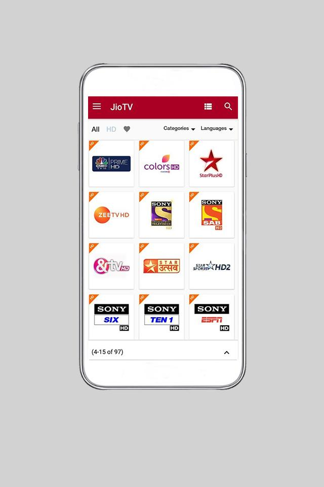 Free Live TV - Jio TV 2019 Advice for Android - APK Download