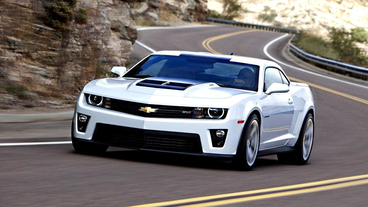 Chevrolet Camaro Wallpaper For Android Apk Download