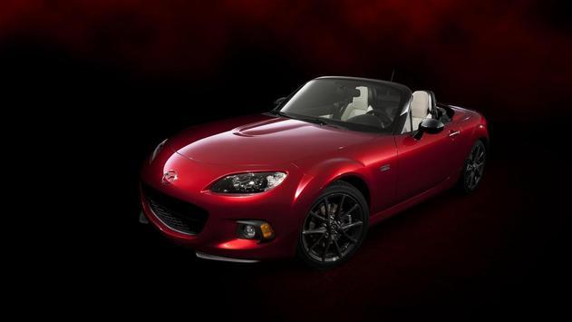 Fast Mazda Car Wallpaper screenshot 4