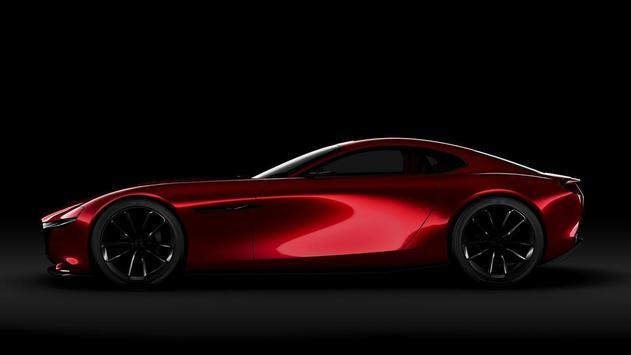 Fast Mazda Car Wallpaper screenshot 5