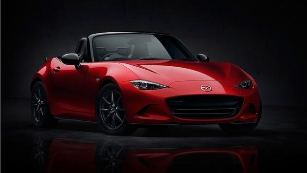 Fast Mazda Car Wallpaper screenshot 1