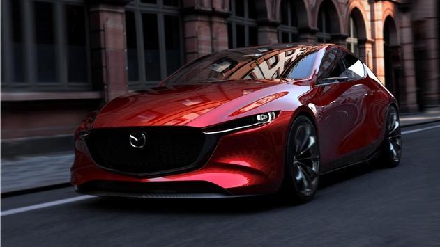 Fast Mazda Car Wallpaper screenshot 2