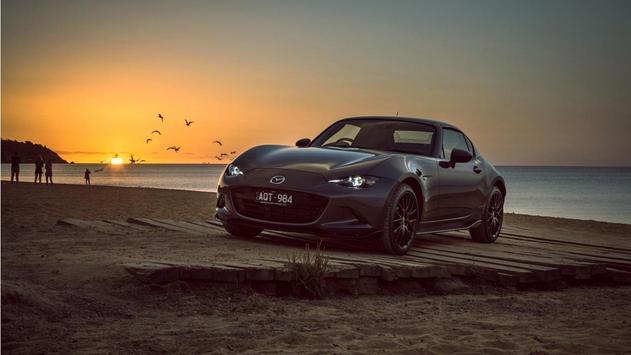 Fast Mazda Car Wallpaper screenshot 3
