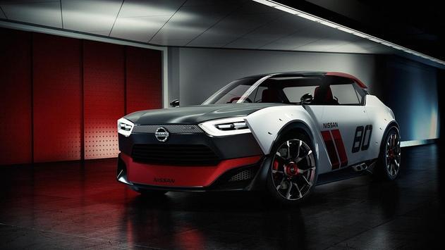 Nissan Cars Wallpaper screenshot 2