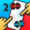 Juegos para 2 jugadores : dos personas icono