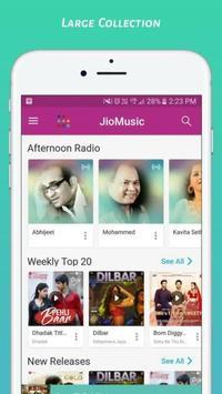 Jio Music - Jio Caller Tune screenshot 3