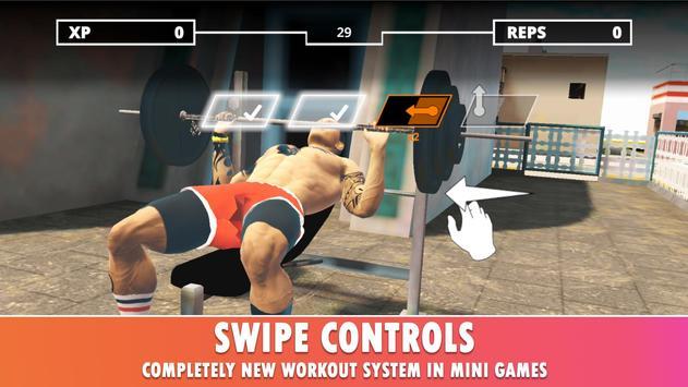 Iron Muscle - Be the champion screenshot 1