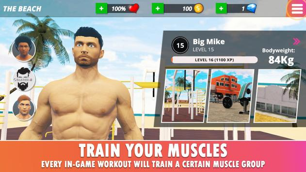 Iron Muscle - Be the champion screenshot 2