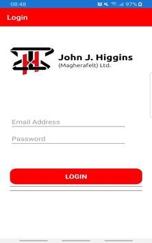 John J Higgins (Magherafelt) screenshot 2