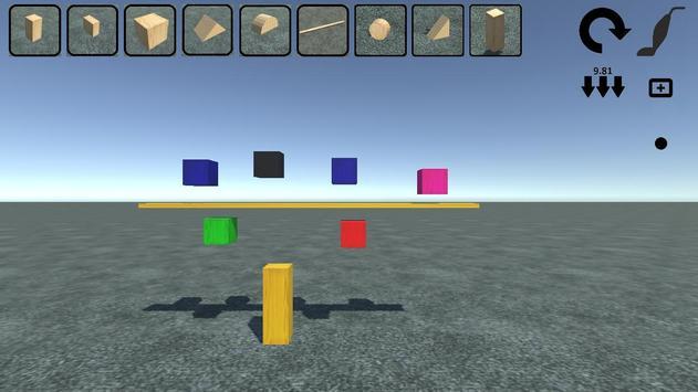 Wooden Blocks screenshot 2