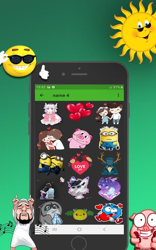 Free Stickers for Messenger 2019 for Android - APK Download