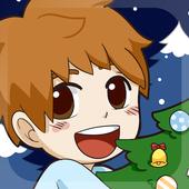 我的聖誕節 icon