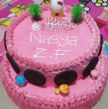 Latest Children's Birthday Cake screenshot 1