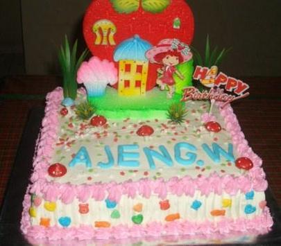 Latest Children's Birthday Cake screenshot 8