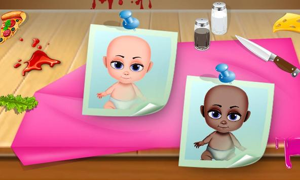 Hungry Baby - Tuto Kitchen screenshot 1