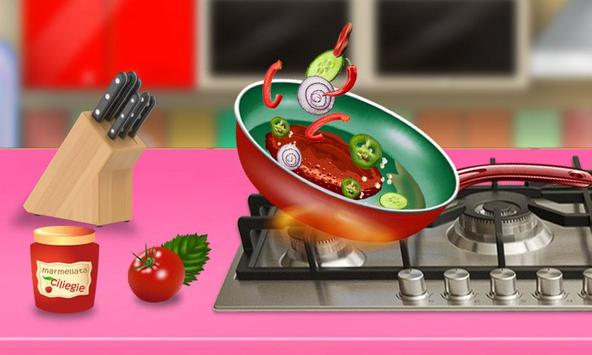 My Baby Tuto Chef - Little Baby Kitchen screenshot 4