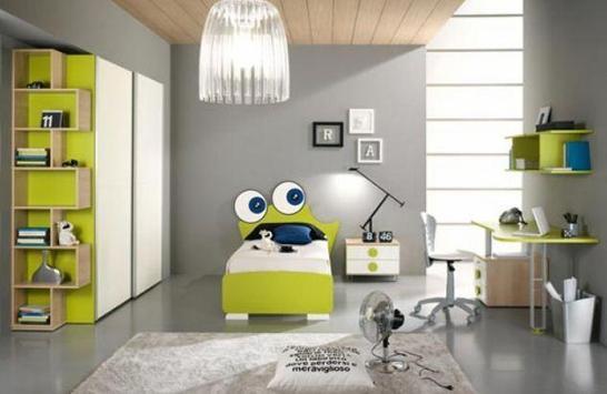Kids Bedroom Designs screenshot 4