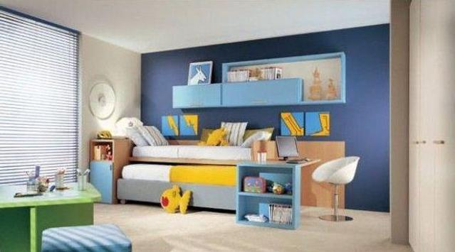 Kids Bedroom Designs screenshot 5