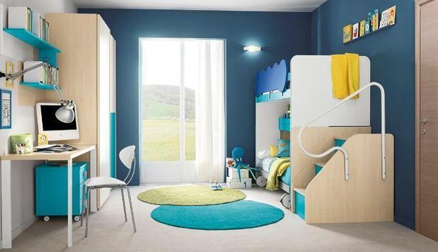 Kids Bedroom Designs poster