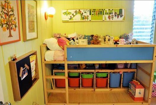Kids Bedroom Designs screenshot 1