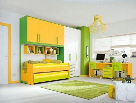 Kids Bedroom Designs screenshot 2