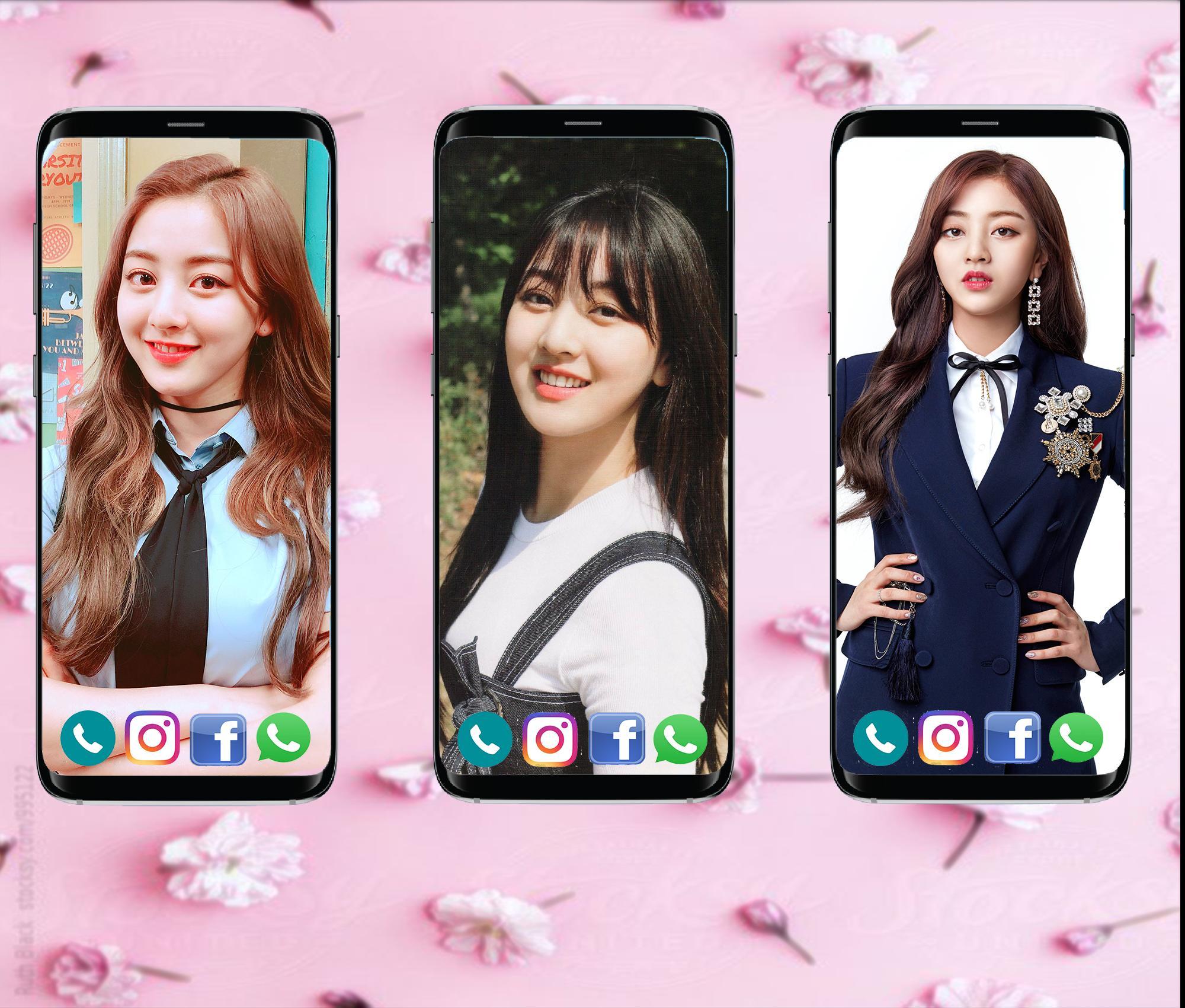 Kpop Jihyo Twice Hd Wallpaper For Android Apk Download