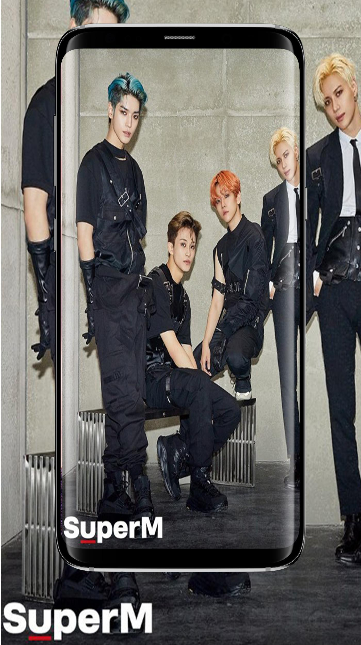 Kpop Superm Wallpaper For Android Apk Download