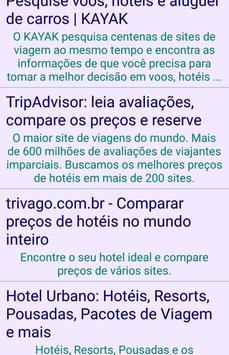 pousadas e hotéis brasil screenshot 1