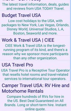 Travel USA screenshot 2