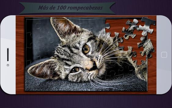 Puzzle Rompecabezas (offline) Pro poster