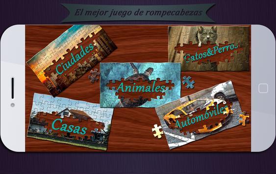 Puzzle Rompecabezas (offline) Pro screenshot 13