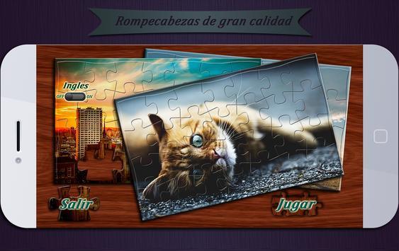 Puzzle Rompecabezas (offline) Pro screenshot 1