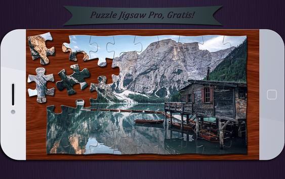 Puzzle Rompecabezas (offline) Pro screenshot 4
